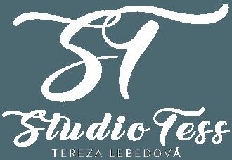 Logo - Studio Tess - Kutná Hora - Bc. Tereza Lebedová